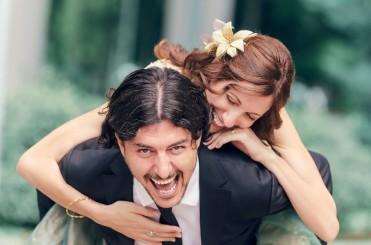 Ankara Düğün Fotoğrafları Eğlenceli Damat Gelin