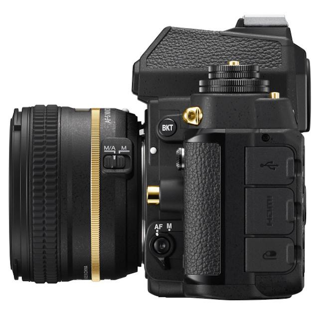 Nikon Df Gold Edition