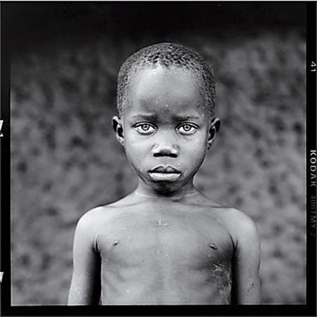 Kanyonga-Nkongolo | Fotoğraf: Stephan Vanfleteren