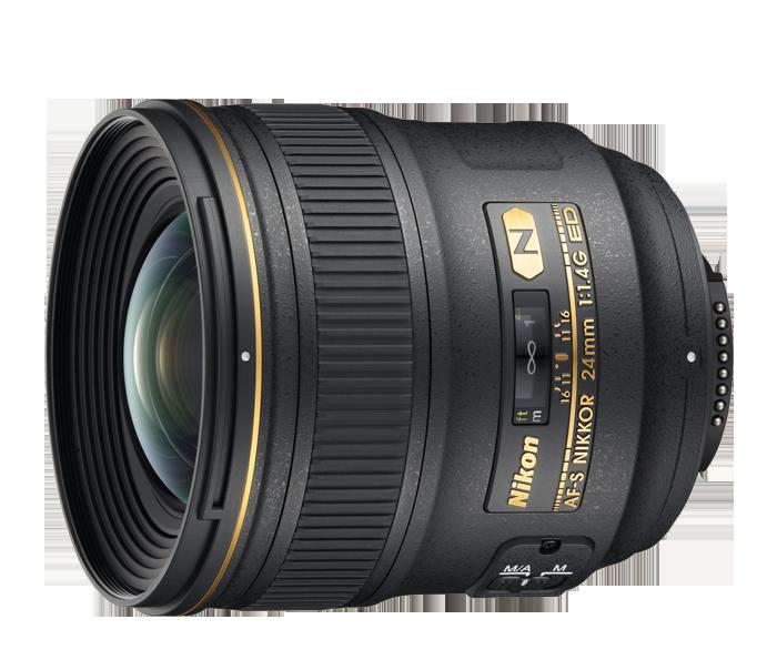 Nikon 24mm f/1.8