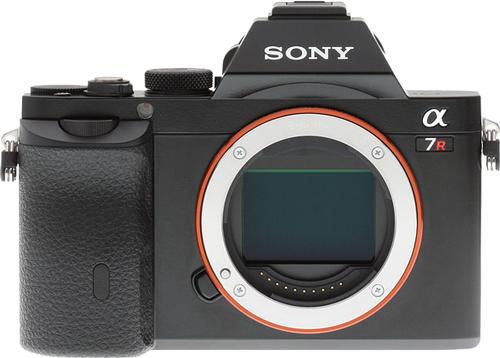 Sony A7R Gövde Sensör