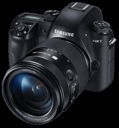 Samsung NX1 16-50mm