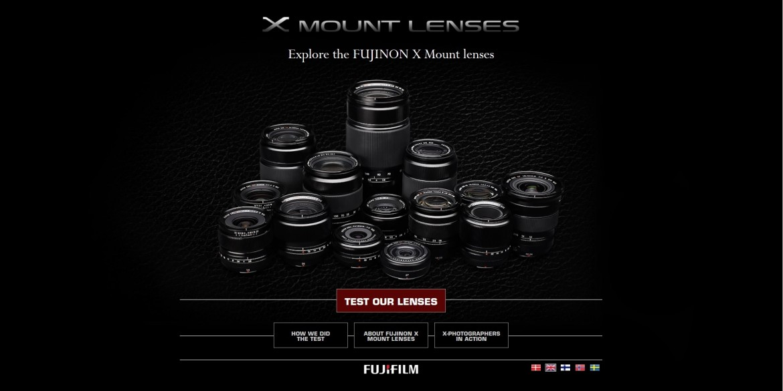 Fujinon Lens Test