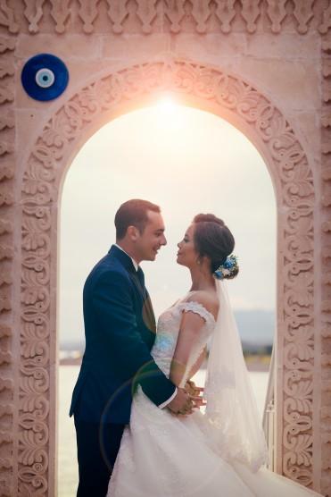 Datça düğün Hikayesi Naza Boncuğu
