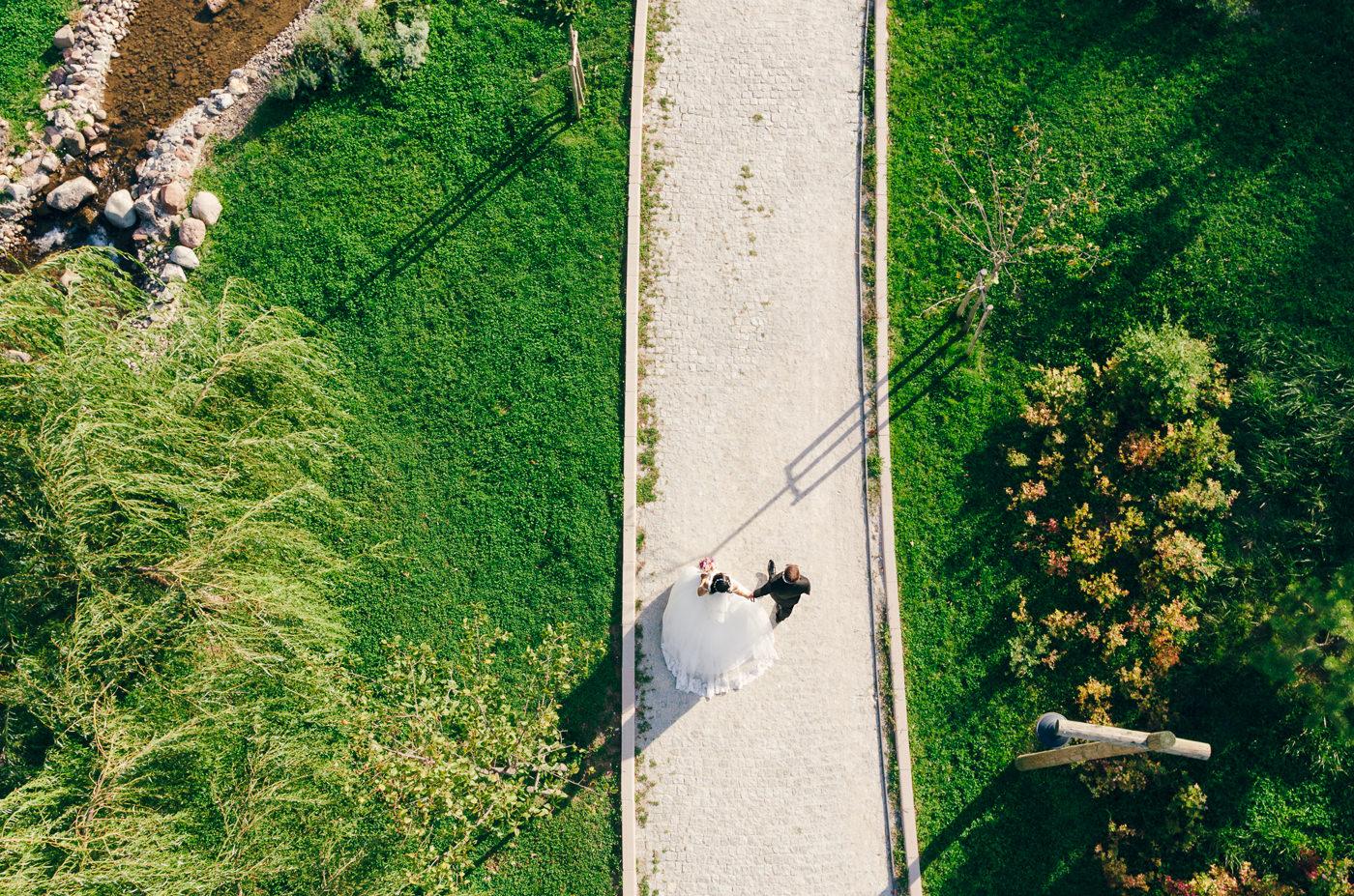 Drone Çekim Altınköy Gelin Damat